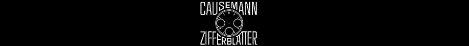 Causemann Zifferblätter